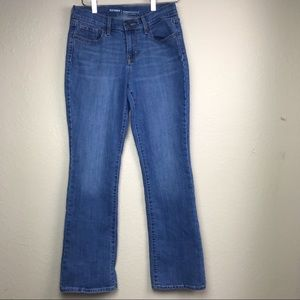 Curvy Old Navy Mid Rise Jeans Size 4